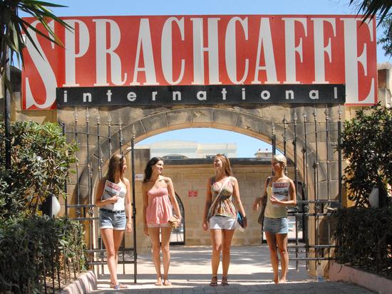 Детская летняя программа Sprachcaffe