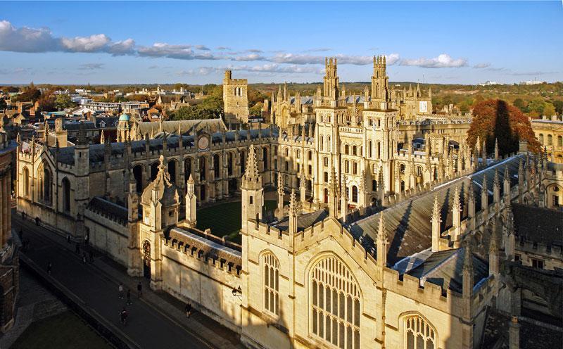 Oxford University, сколько стоит учеба в Оксфорде