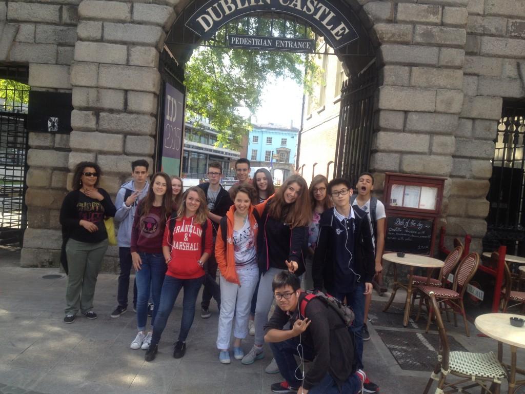 Anglophiles Academic Ireland