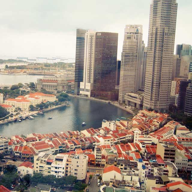 EF Singapore