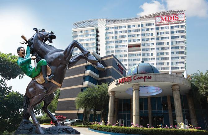 The Management Development Institute of Singapore