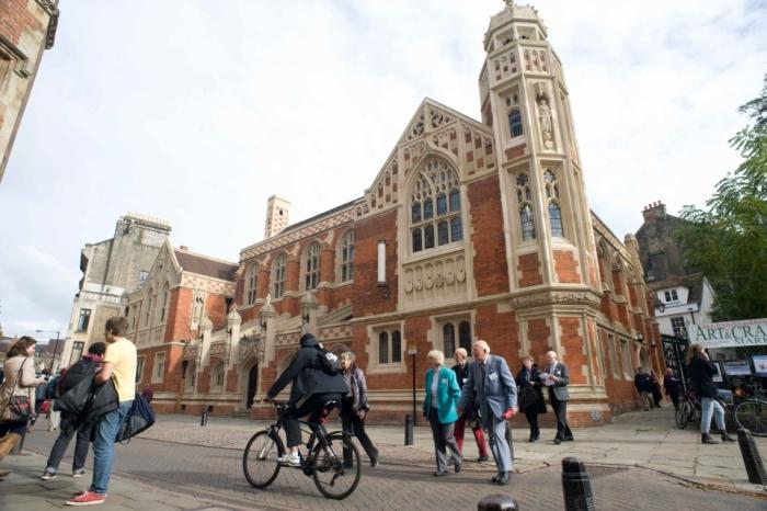 Cambridge University - Кембриджский университет