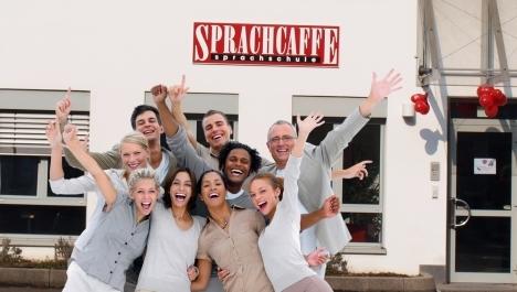 Школа Sprachcaffe